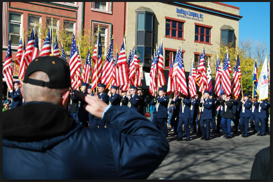 Veterans day parade images wallpaper