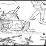 Marines Veterans day coloring sheets