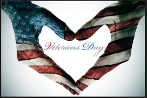 Veterans day graphics