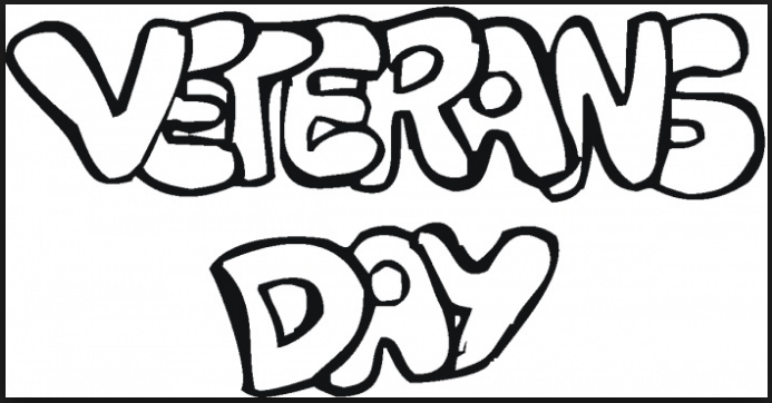 download printable veterans day coloring pages