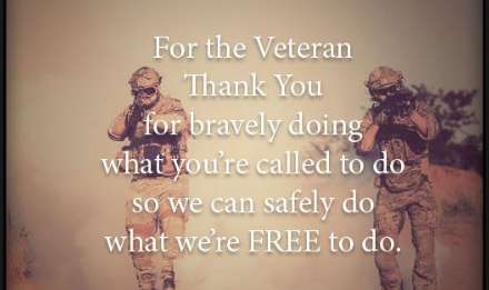 thank you quotes veterans day