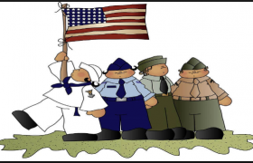 free veterans day free clipart pictures and images