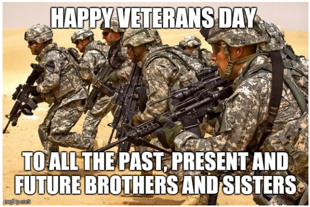 Hilarious veterans day army memes