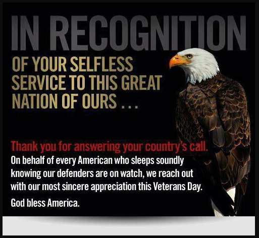 Happy Veterans Day Quotes To Thank You And Inspirational Sayings