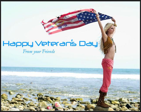 15 Best Happy Veterans Day Greetings Cards & Wishes