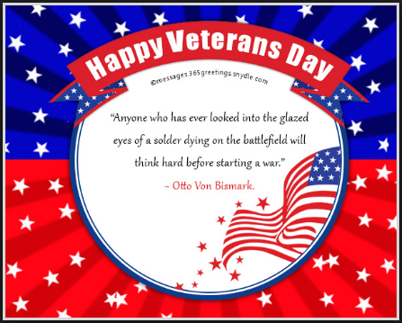 thank you veterans greetings