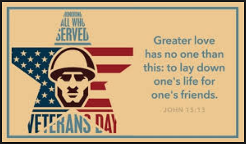 veterans day greetings images