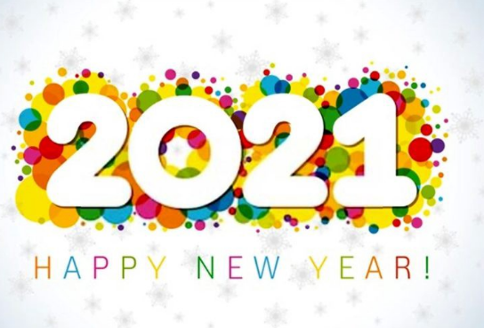 Happy New Year 2021 png Images