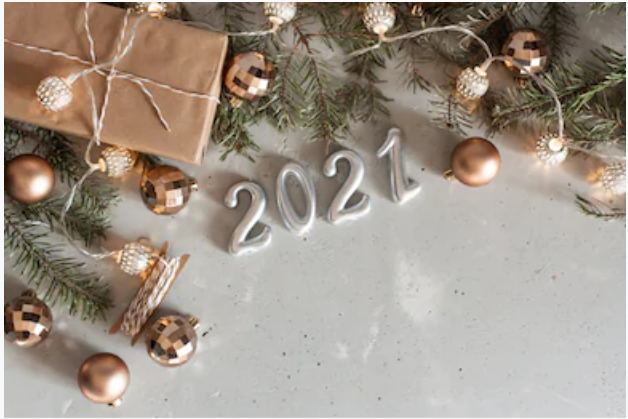 happy new year 2021 image for facebook