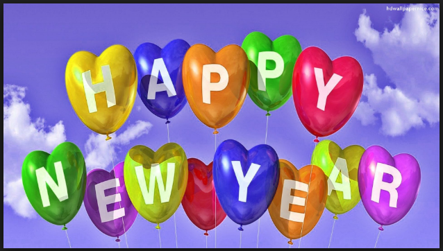 happy new year clipart for children
