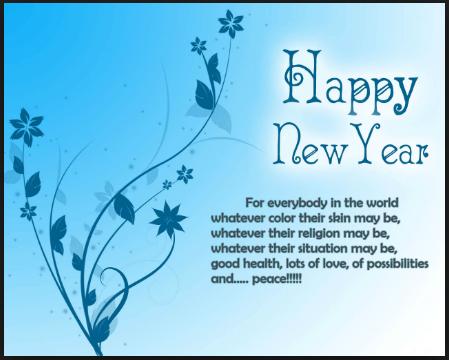 New Year Church prayer