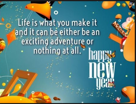 happy new year wise words images