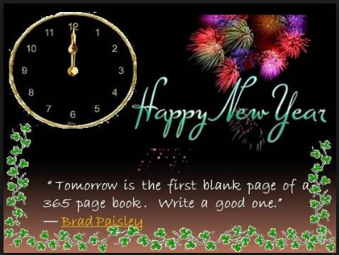 happy new year church sayings