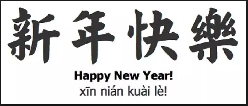 How to Say {Happy New Year} in 25 Different Languages
