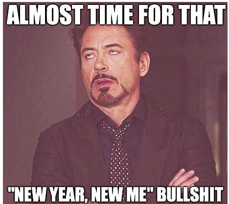 happy new year puns