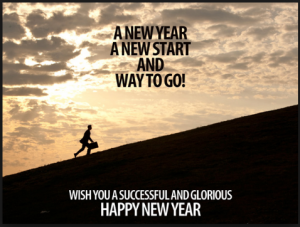 happy new year inspirational words