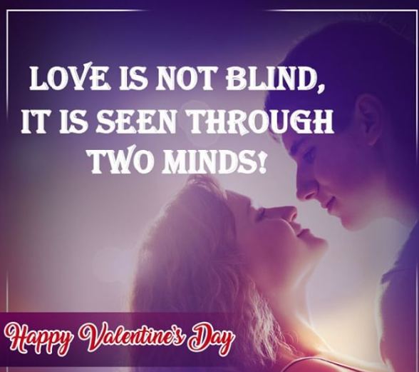 lovely and funny happy Valentine's day