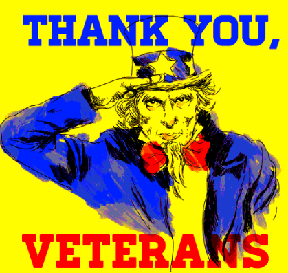 Veterans Day Gifs 2020 for Facebook,Funny,Animated,Wishing,Salute & Navy