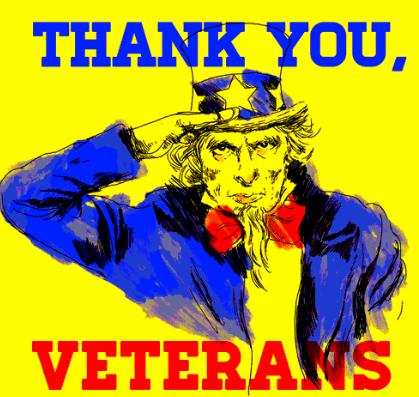 Veterans day abraham lincoln gif